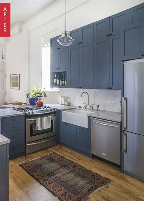 blue cabinets 25 best ideas about blue cabinets on navy