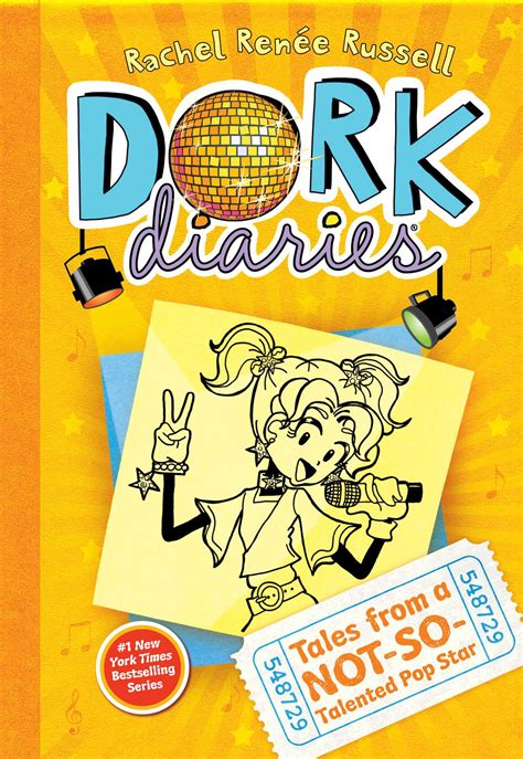 pictures of dork diaries books dork diaries 3 book by ren 233 e official
