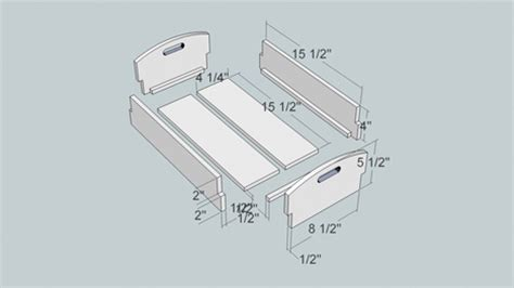 free sketchup woodworking plans you can do that woodworking projects in sketchup