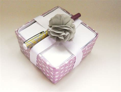 craft paper holder tissue box craft note paper holder gift delightfully noted