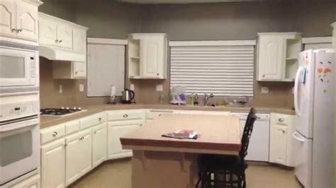 white oak kitchen cabinets diy painting oak kitchen cabinets white