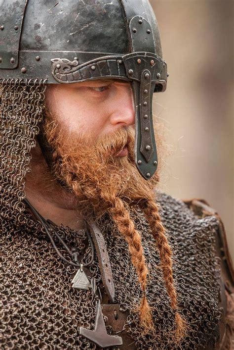 viking beard now that s a beard to be proud of reenactor jaroslav