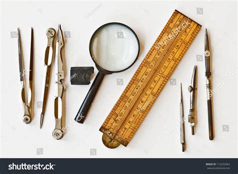 vintage tools for measurement drawing draftsmanship and