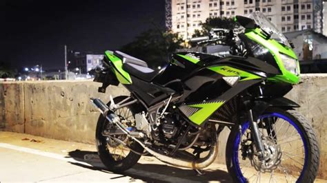 Modifikasi Rr Simple by Modifikasi Kawasaki 150 Rr Anak Gaul Part 1
