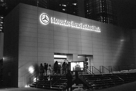 Mercedes Fashion Week Lincoln Center by Nyc Nyc New York Mercedes Fashion Week