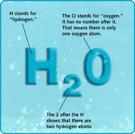 what are water made of up molecules all the same what s in water