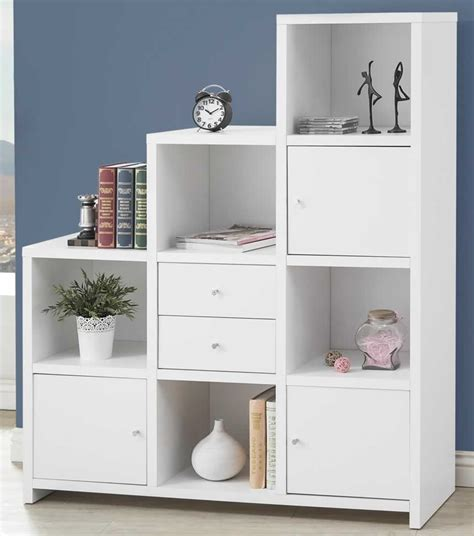 discount bookshelves discount furniture warehouse white bookcase
