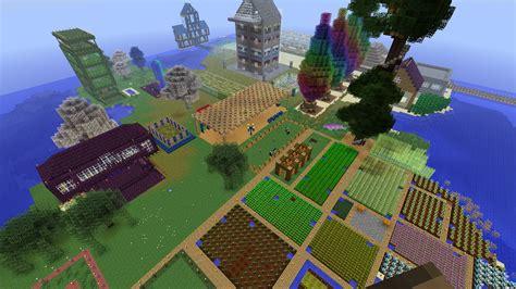 Der Unendliche Garten by Minecraft Ein Tag Im Leben Eines Magiers Magicworld 2