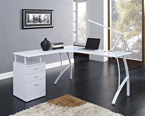 modern corner desks for home office white computer desks for home office