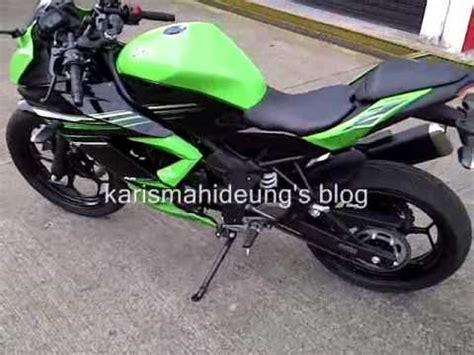 250 Rr Mono Modification by Kawasaki Z250 Modifikasi Doovi