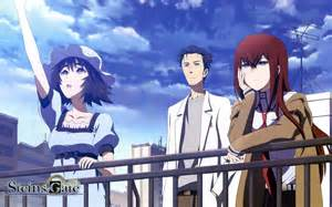 steins gate sky wallpaper steins gate wallpaper