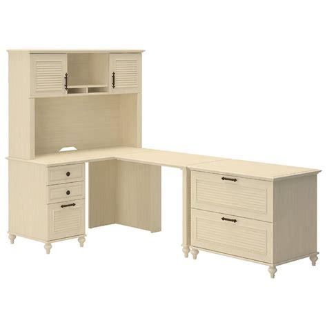 home office l desk kathy ireland by bush volcano dusk home office l desk set