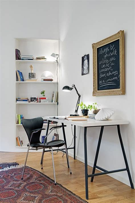 smart home decor ideas 32 smart chalkboard home office d 233 cor ideas digsdigs