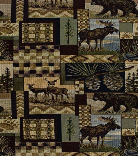 home decor upholstery fabric regal fabrics peters cabin