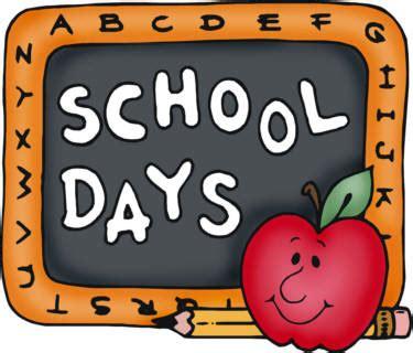 school days school days