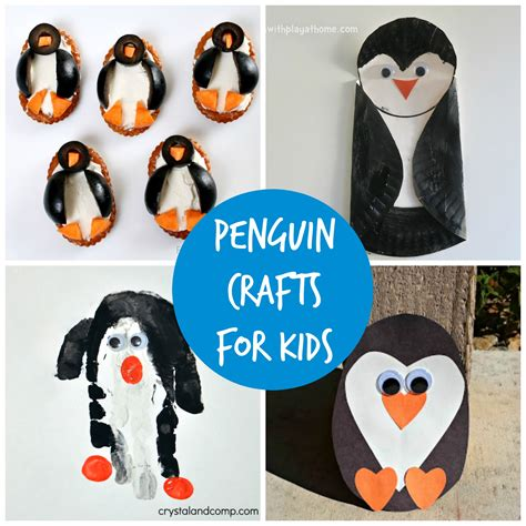 penguin arts and crafts projects free craft activities for penguins in warrington