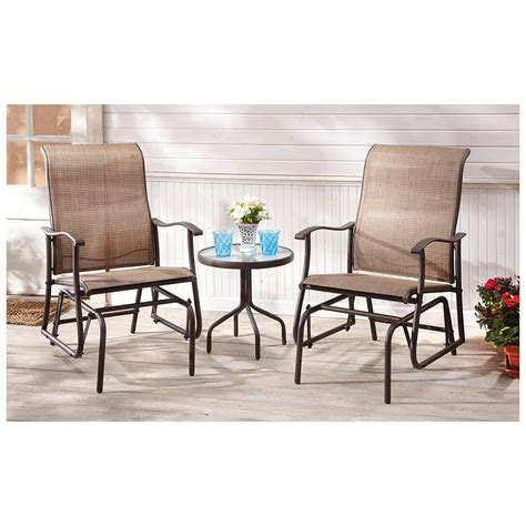 patio glider chairs patio furniture glider chairs roselawnlutheran