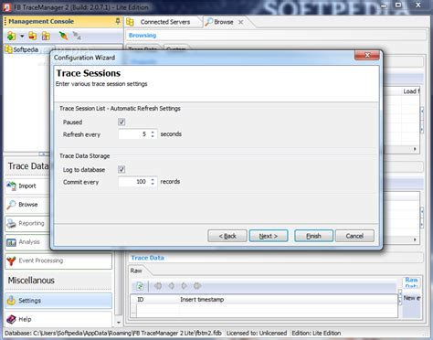 fb lite fb tracemanager lite