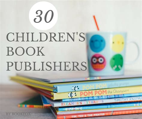 picture book submissions 30 children s book publishers eager for your book