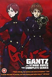 gantz complete gantz complete collection dvd co uk ichiro