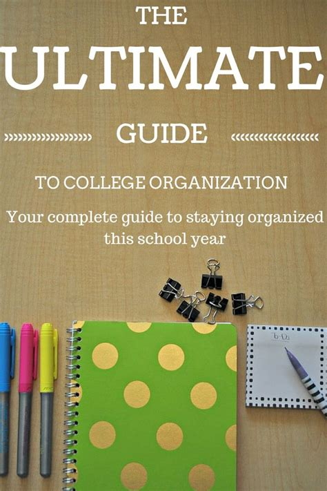 organization tips for college students best 25 college student organization ideas on