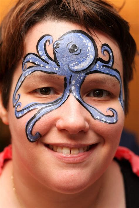 octopus original by renduh facepaint on deviantart