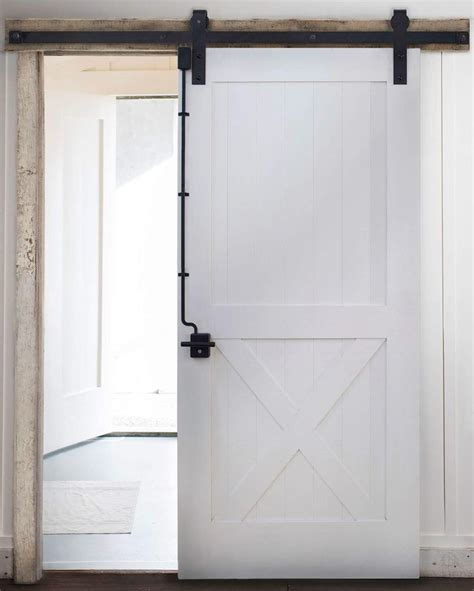 barn door lock hardware 17 best ideas about door locks on front door