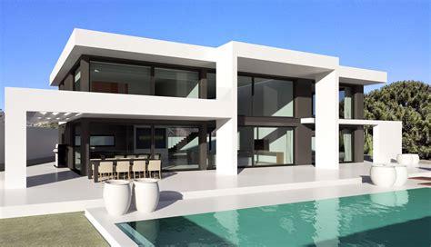 modern turnkey villas in spain portugal