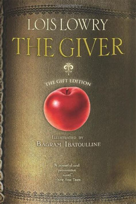 the giver book pictures the giver by lois lowry book review of classic and