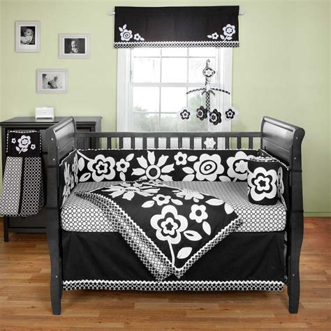 black white crib bedding black and white baby crib bedding crib bedding baby crib