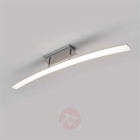 ceiling lights uk sale lorian led ceiling light curved 9984009 buy