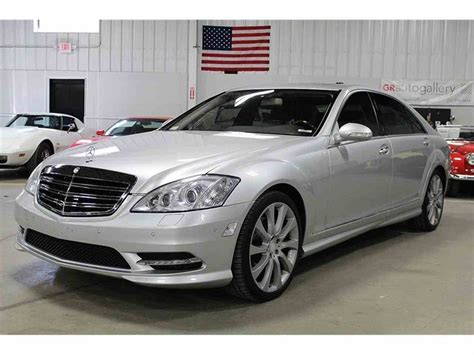 2008 Mercedes S550 For Sale by 2008 Mercedes S550 For Sale Classiccars Cc 974969