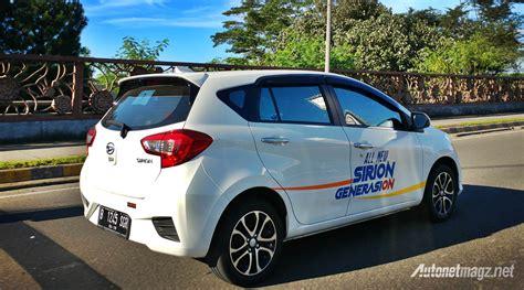 Daihatsu Indonesia by Test Drive Daihatsu Sirion 2018 Indonesia Autonetmagz