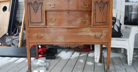 chalk paint youngstown ohio chalky finish mint and floral buffet hometalk