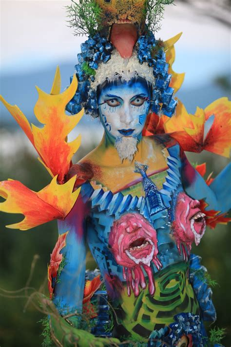 www painting festival 27 mind bending photos from austria s world bodypainting