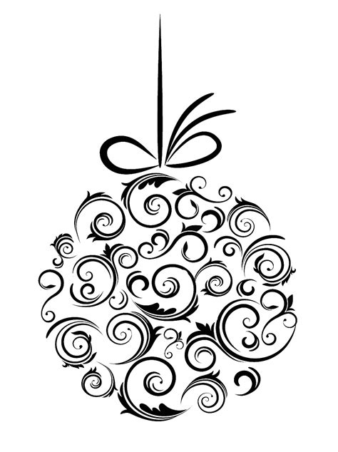black and white tree ornaments black and white ornaments black and whit