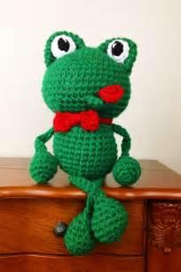 frog knitting pattern free crochet frog pattern
