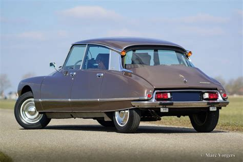 Citroen Ds Pallas by Citro 235 N Ds 23 Pallas 1973 Welcome To Classicargarage