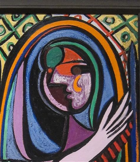 picasso paintings explained pablo picasso before a mirror analysis cubism cau