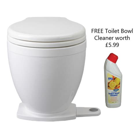 Jabsco Toilet Cleaner by Jabsco Lite Flush Toilet With Foot Switch Sheridan Marine