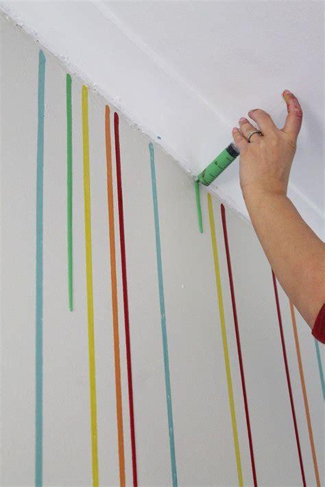 diy chalk paint on walls room paint diy drippy wall hometalk