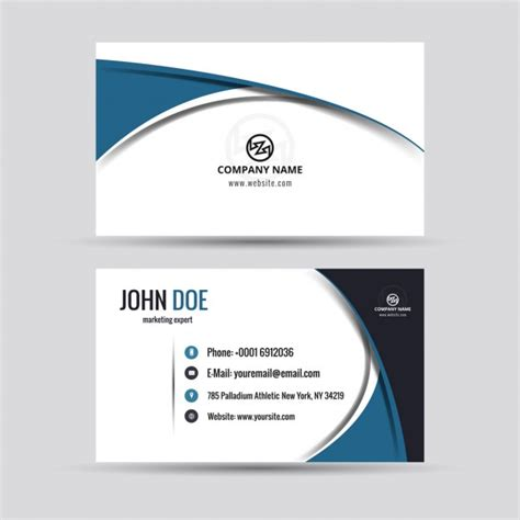 card company visiting card vectors photos and psd files free