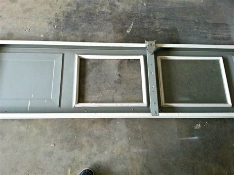 door frame garage door window frames