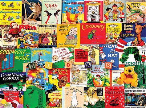 classic picture books classic picture books jigsaw puzzle 300 pieces white