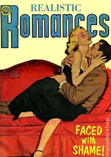 realistic picture books realistic romances 1951 comic books 1950 1959