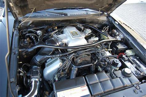 1996 Cobra Engine black 1996 ford mustang svt cobra convertible