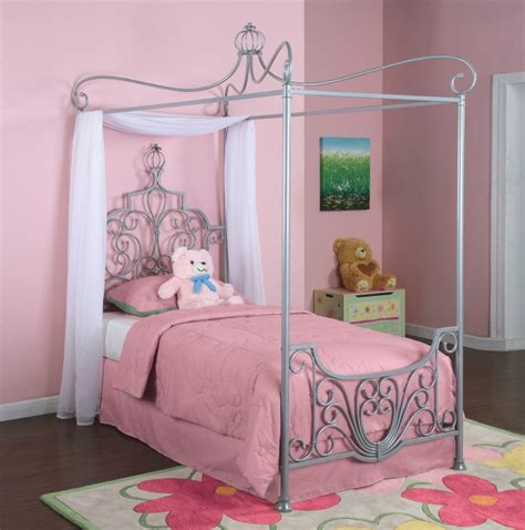 princess canopy bed canopy bedroom youth princess bed set ebay