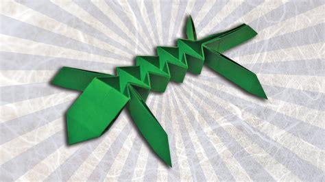 origami gecko origami lizard evan zodl