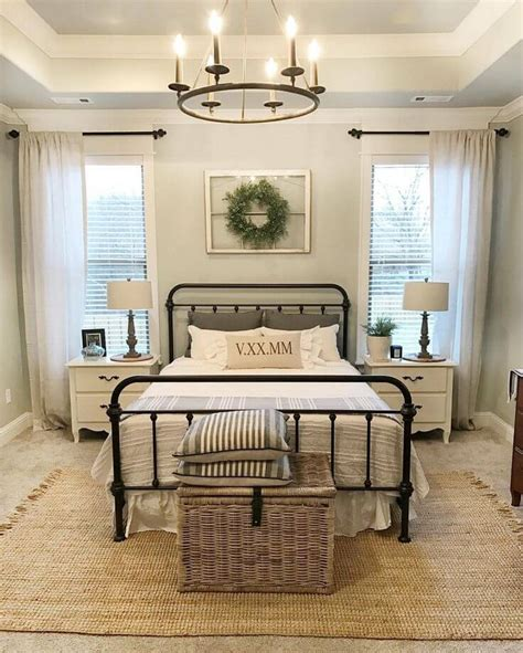 bedroom room ideas 39 best farmhouse bedroom design and decor ideas for 2018