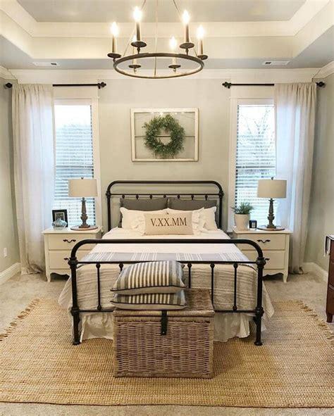 bedroom home decor 39 best farmhouse bedroom design and decor ideas for 2018